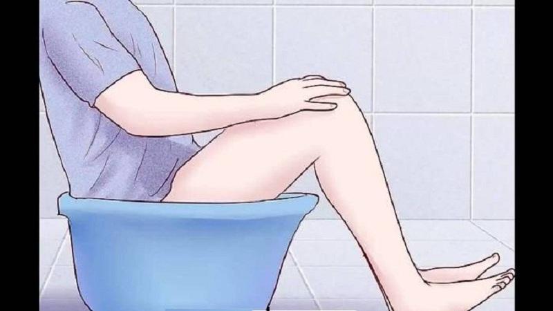 как лечить трещину в заднем проходе в домашних условиях