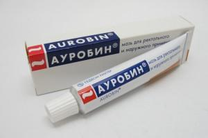 ауробин свечи инструкция по применению