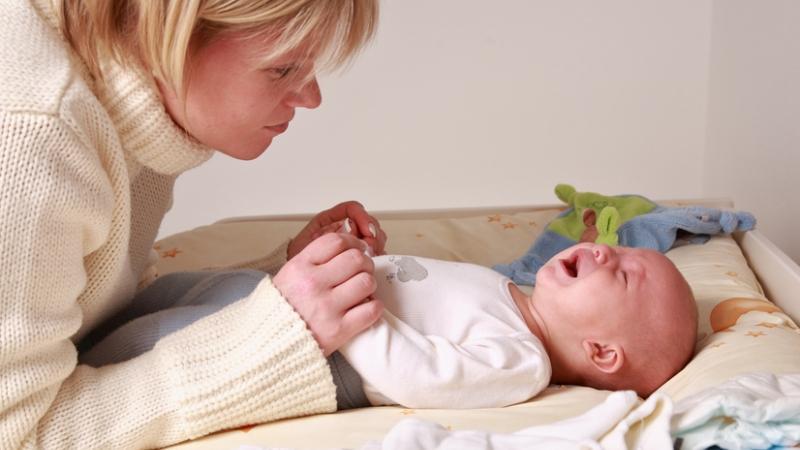 лечение запоров у детей
