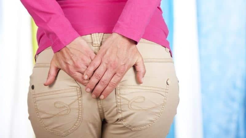 геморрой у женщин лечение народными средствами