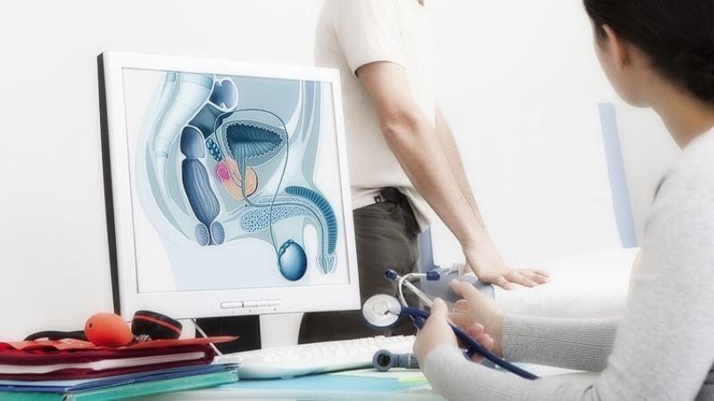 Алмаг для лечения простатита - Простатит