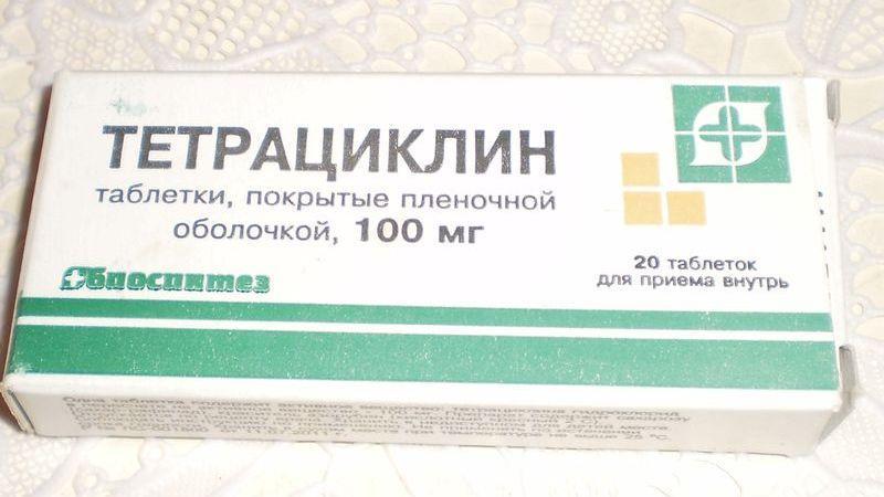 самый эффективный антибиотик при простатите