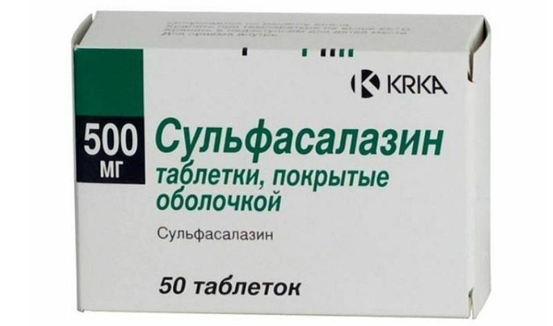 лекарства от колита кишечника