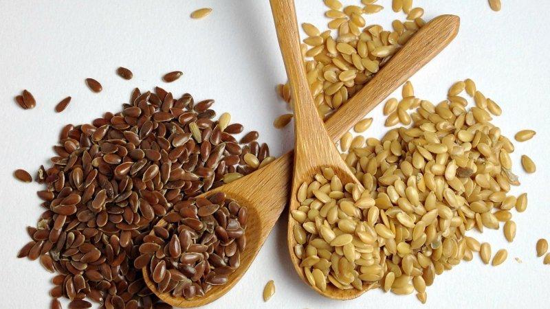 льняное семя как принимать при запорах