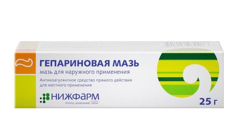 Мазь для ног троксевазин при беременности
