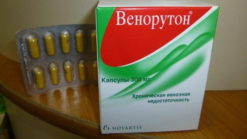 таблетки при геморрое название