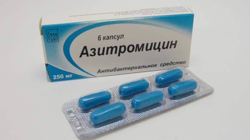 Препарат Азитромицин при лечении простатита - инструкция и отзывы