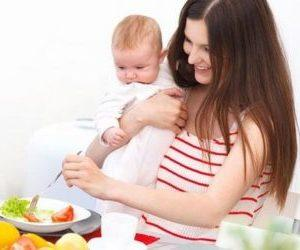 диета кормящей мамы при запорах у грудничка