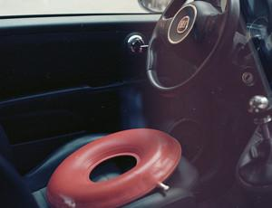 подушка для сидения при геморрое