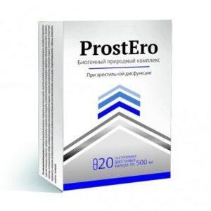 prospero от простатита