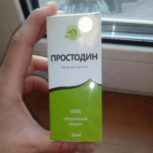 Капли Простодин от простатита: инструкция и отзывы