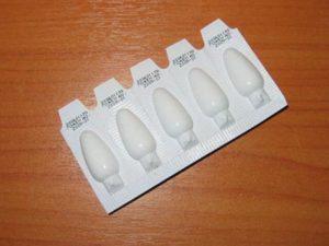 диклофенак свечи от простатита отзывы