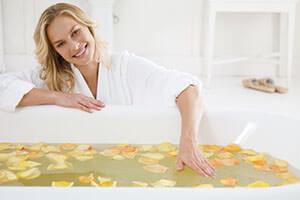 ванночки с ромашкой при геморрое как делать