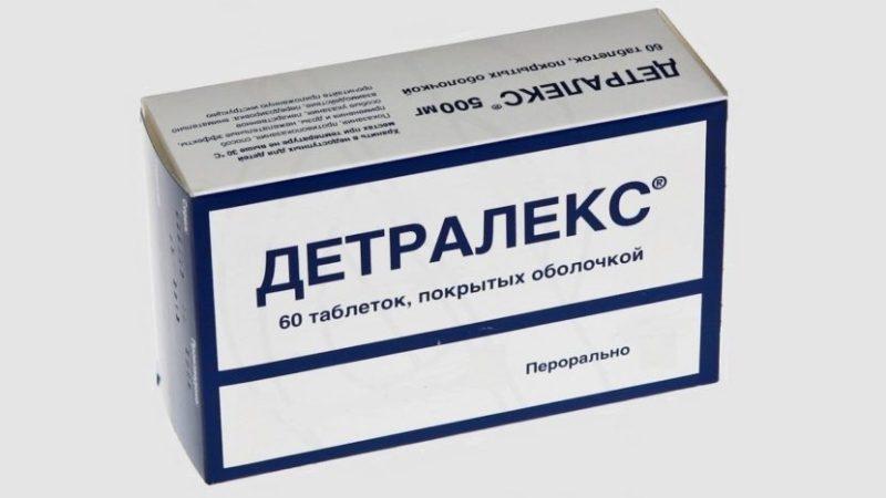 Детралекс и его аналоги при лечении геморроя