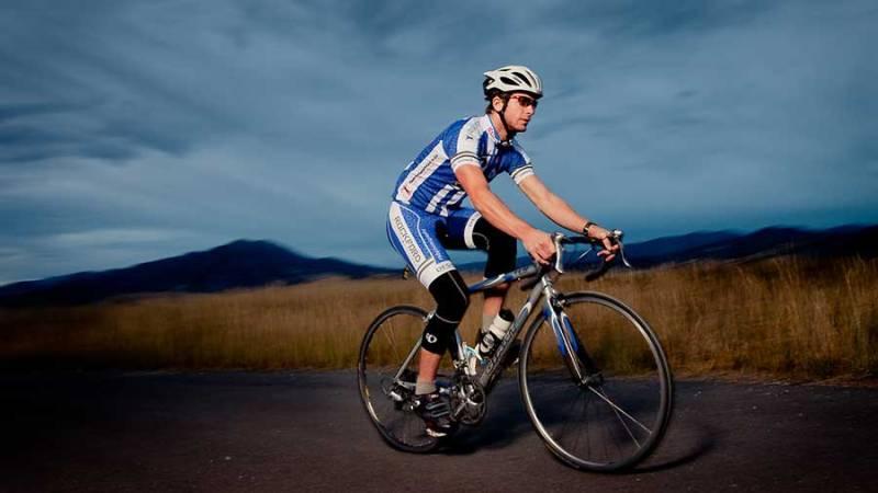 Езда на велосипеде при простатите: польза и вред