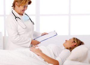 Причины и методы лечения запоров после кесарева сечения